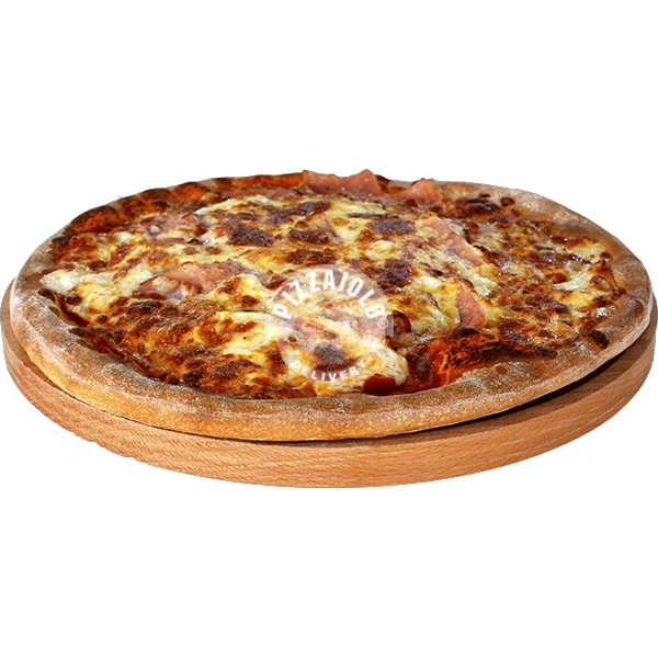 MARTI pizza zilei – Pizza Carbonara